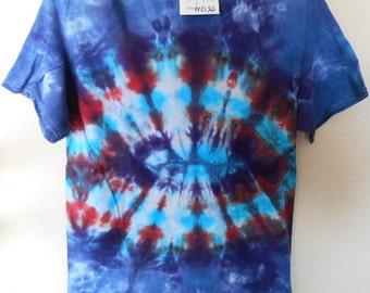 100% cotton Tie Dye Tshirt MMMD20 size Medium
