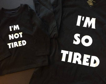 Mommy and Baby T-shirt Set