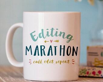 Photography Coffee Mug - Photographer Mug - Editing Day Coffee Mug - Coffee Mug Gift - Photographer Gifts