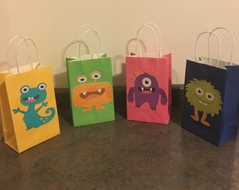 Little Monster Goodie Bags