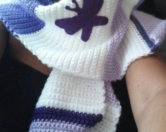 Lupus survivor scarf