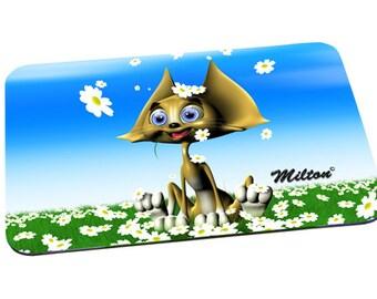Mouse pad Milthon Flowers