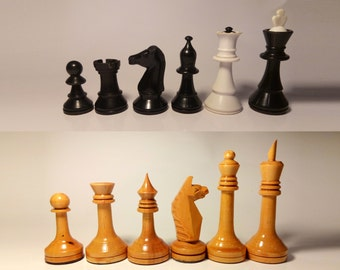 3D Chess silicone Molds mould fondant chocolate cake candle wax