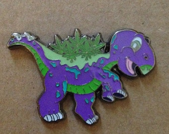 Weedasaurus Purple