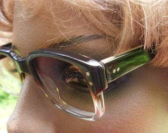 "Metzler great ""nerd"" glasses (original vintage)"