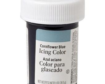 Wilton Cornflower Blue Icing Color