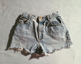 High waisted shorts, size 8