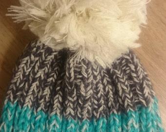A Pompom Hat!