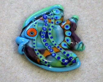 Beautiful Fish Focal Bead