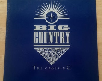 Big Country - The Crossing - 812 870-1 - 1983