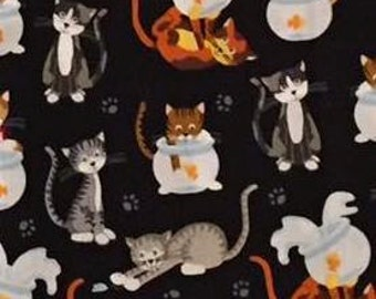 Cute Kitties Scrub Top