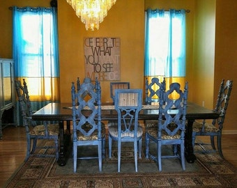 Edwardian Dining Room Set