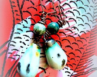 """Earrings """"Yokohama"""""""