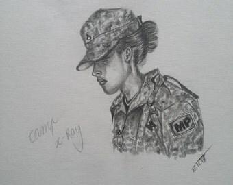 Draw Kristen Stewart