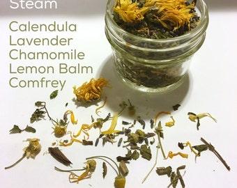 Organic Herbal Facial Steam