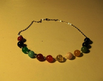 New Jerusalem Gemstone Necklace Recreation