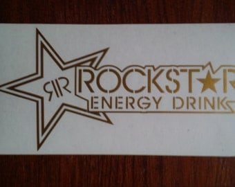 Rockstar Energy Drink Decal