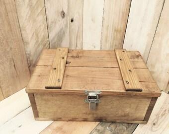 Trunk Pallet Box