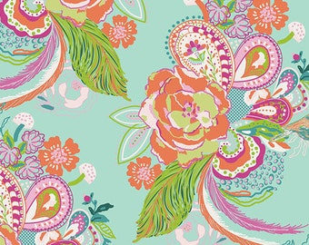 Nib and Pluck Ursinia - Petal & Plume - HALF YARD - Art Gallery Fabric - Cotton Fabric - Quilting Fabric