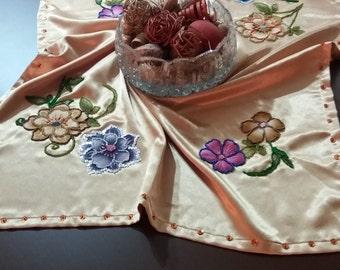 Satin Table Cloth