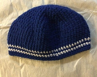 Young adult winter cap