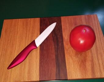 Oak and Jicirillo Cutting Board or Cheese Board