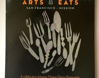 Arts and Eats Mission San Francisco