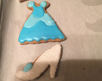 Disney princess cookies 2