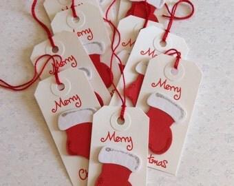 10 Handmade Christmas Tags