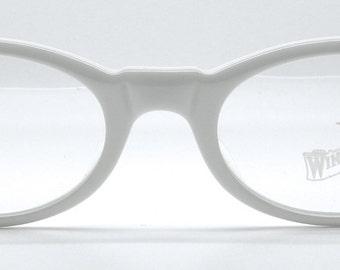 Winchester Vintage Italian Cat eye frames Manitoba - White