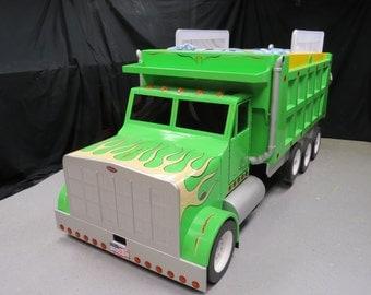 Big Rig Dump Truck Bed