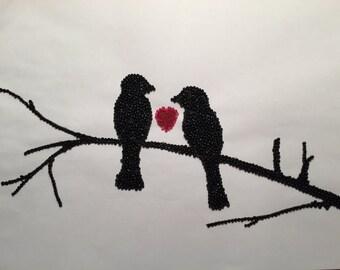 SINGLE array _ love birds