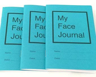 3 Month Bundle (Save 1 dollar) - My Face Journal