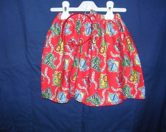 Skirt with matching headband