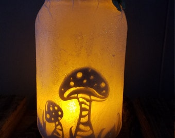 Enchanted Forest Lantern (Large)