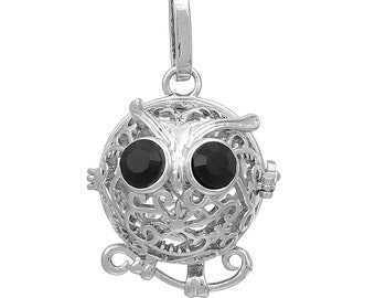 Oil Diffuser Pendant Owl for Aromatherapy (1106)