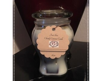 Fruit Slices Chunky Container Candle•16.3oz