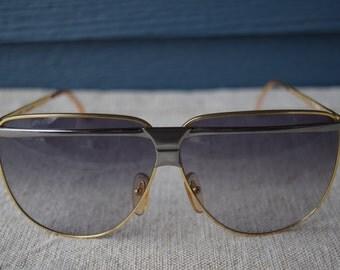 Vintage Laura Biagiotti Sunglasses, 80s Designer Sunglasses