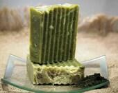 Mer'Locks - Solid Shampoo Bar - Neem Oil Soap - Tea Tree - Rosemary - Dreads Dreadlocks - Natural Hair Care - Sea Salt - Crunchy Mom Gift