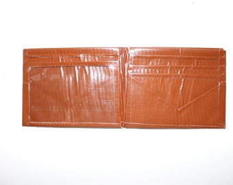 Brown Duct Tape Bifold Wallet