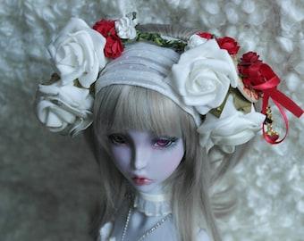 Flower headpiece - different designs