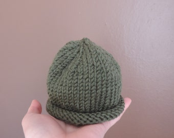 Baby wool baby Hat