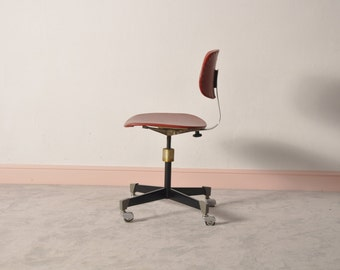 60'S ARHITECTS SWIVEL chair by MAUSER