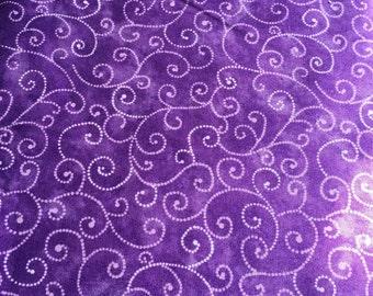 MODA, MARBLE SWIRL, purple and white