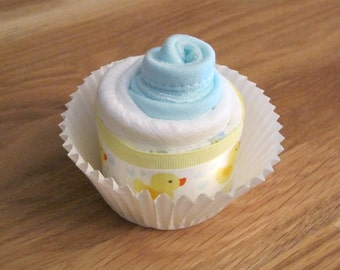 Diaper Cupcakes - Neutral Baby 4PK