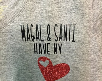 Have My Heart Adult Shirt