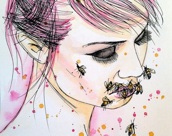 Muzzle of Bees
