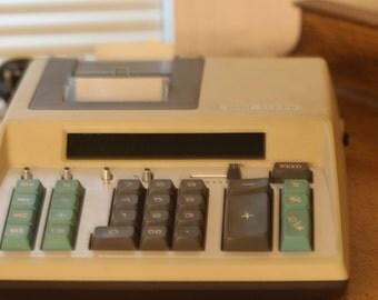 SWintec Corporation 112PD Electronic Printing Calculator