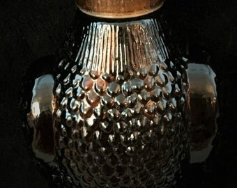 1970s Brown Eagle Decanter