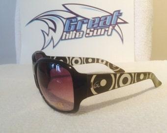 Great White Surf branded sunglasses